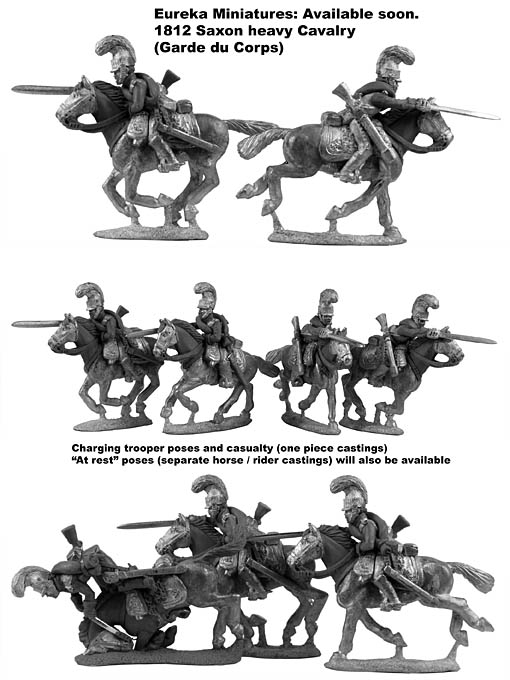 28mm 1812 Garde du Corps