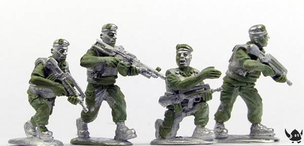 28mm French Foreign Legion