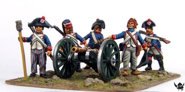 French Battalion Gun