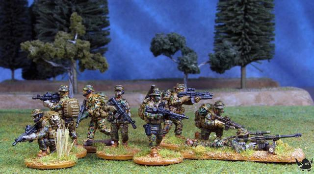 USMC Force Recon painted by John Smallbone