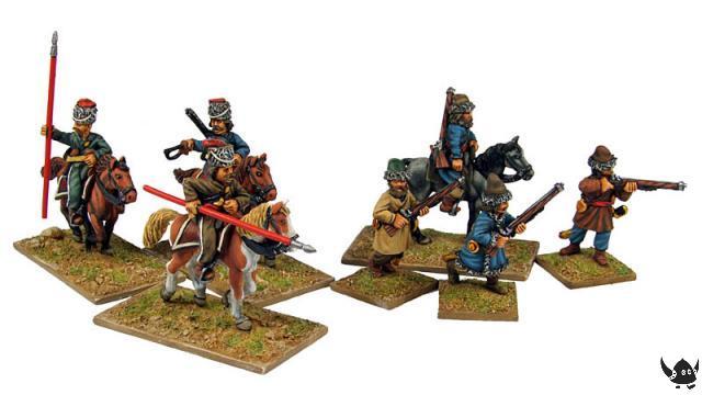 28mm Cossacks