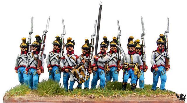 Hungarians in helmets