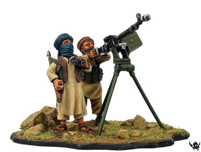 28mm Afghan Dshk