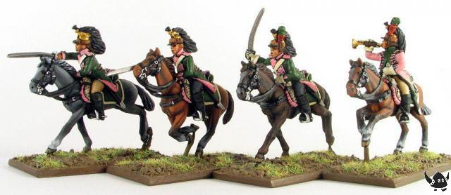 28mm French Dragoons
