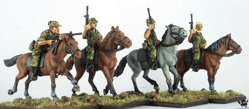 28mm Bush Wars Rhodesian Greys Scouts