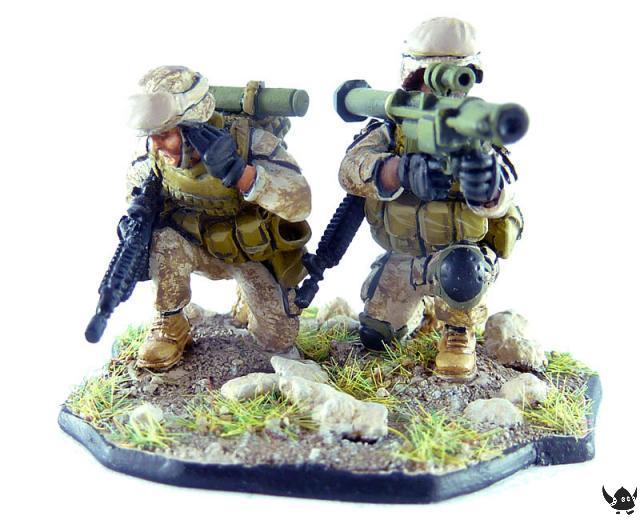 USMC SMAW team
