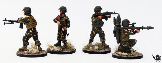 28mm Afghan National Police