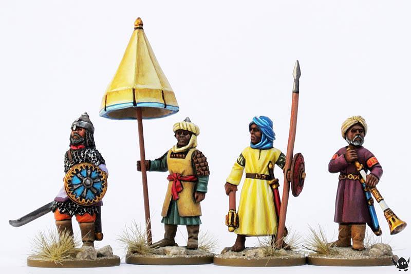 Saladin and Saracens