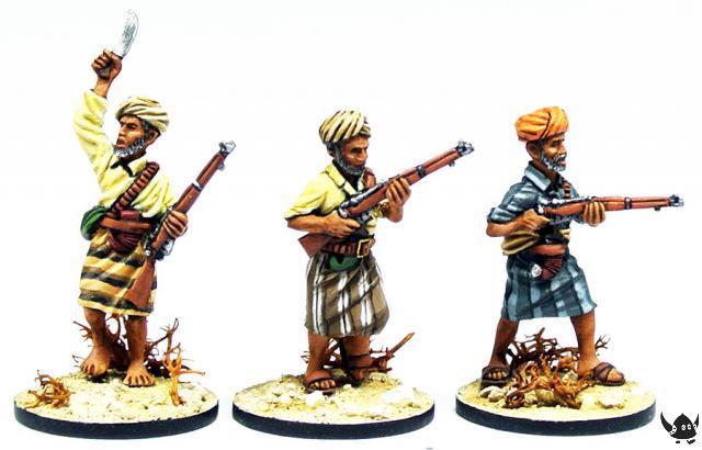 1967 Aden Yemeni tribesmen