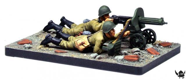 28mm WW2 Soviets