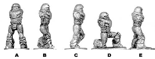 Body variants for SGA21-27