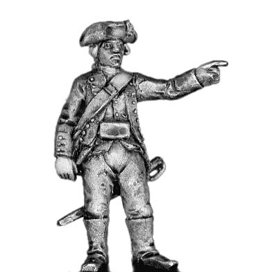1775 Marblehead officer