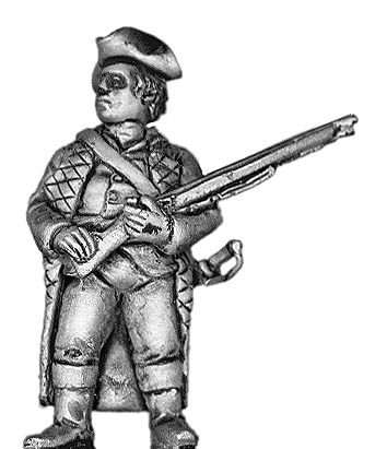 "AWI ""Ragged"" Continental Infantry Officer"
