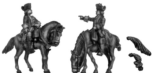 Dutch Mounted Officer