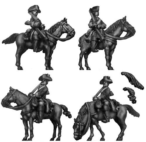 Dutch cavalryman