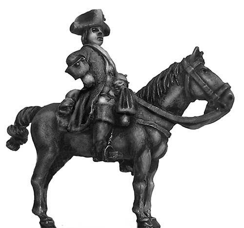 Dutch cavalry NCO