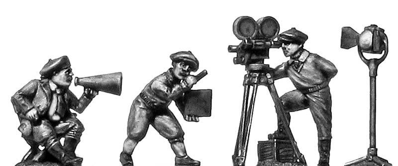 Golden Age Movie Crew