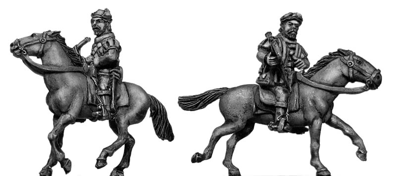 Mounted Crossbowman