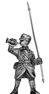 1864 bugler/guidon bearer