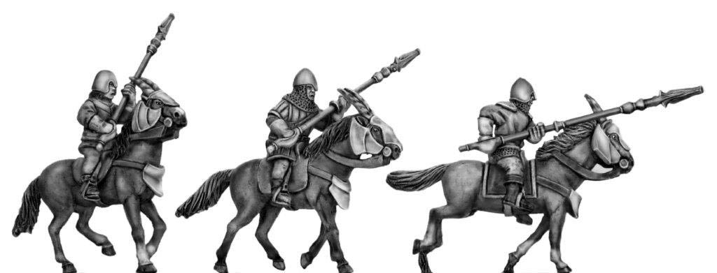 Kamarg Cavalry with flame lance