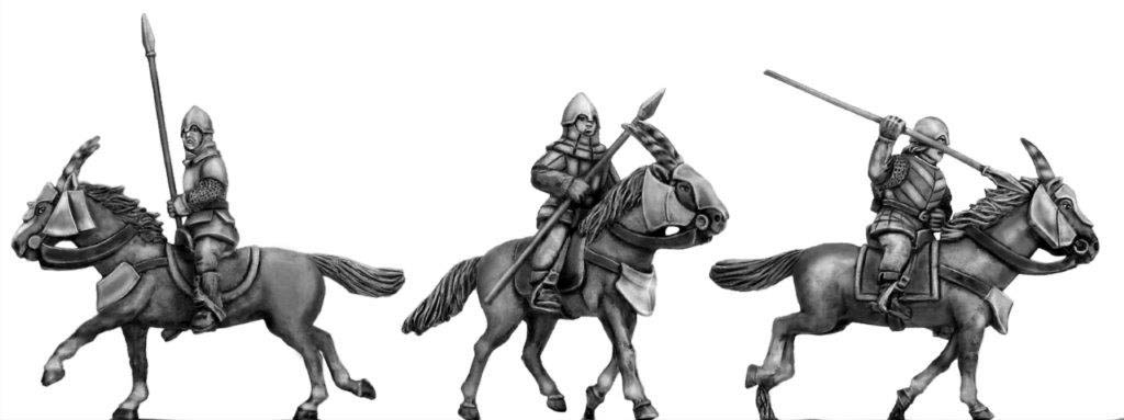 Kamarg Cavalry with javelin