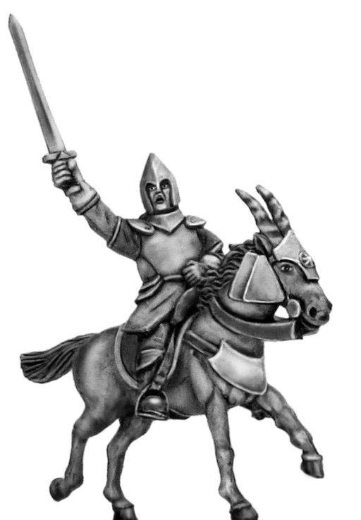 Kamarg Cavalry Captain