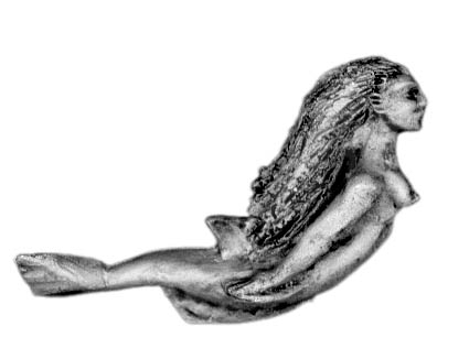 Mermaid ships figurehead