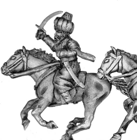 Sipahi cavalry officer