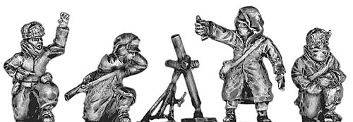 Mortar Team