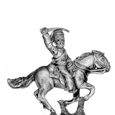 8th / 11th Hussar Officer