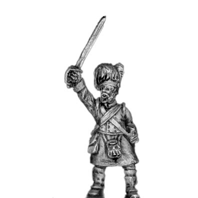 93rd Highlander Officer
