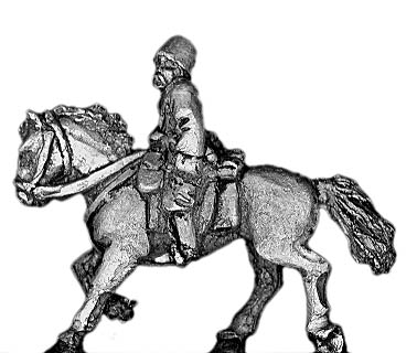 Turkish cavalry officer