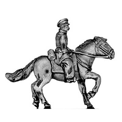US Mounted senior officer
