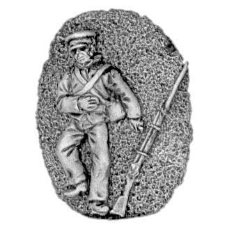 Dead US Infantry game marker
