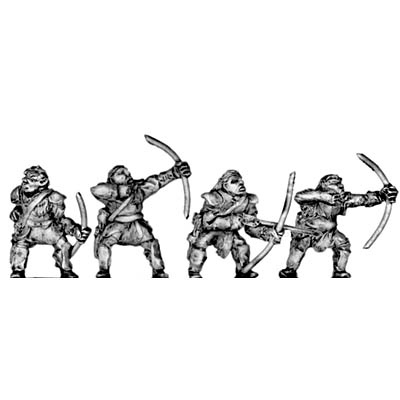 Man-Orc light infantry archer