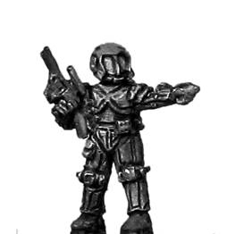 Ventauran trooper officer