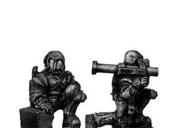 Ventauran trooper team with Light Anti-armour Weapon