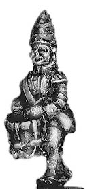 Prussian Fusilier drummer