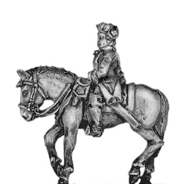 Prussian Dragoon officer