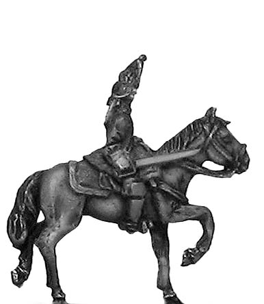Russian Horse Grenadier officer
