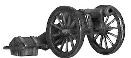 Russian 6lb cannon