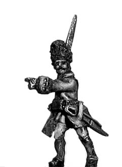 Grenadier de France officer