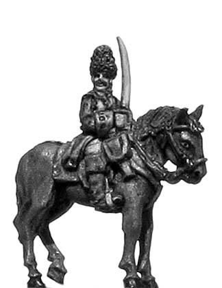 Cuirassier du Roi officer