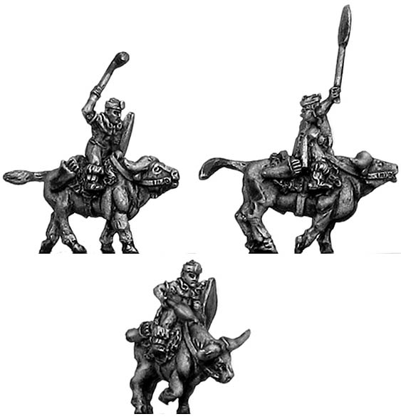 Cape Buffalo Cavalry