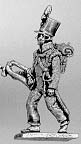 Light infantry bugler