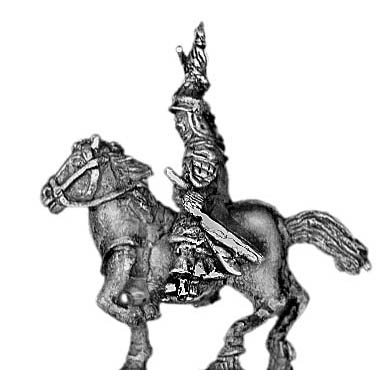 Heavy cavalry officer