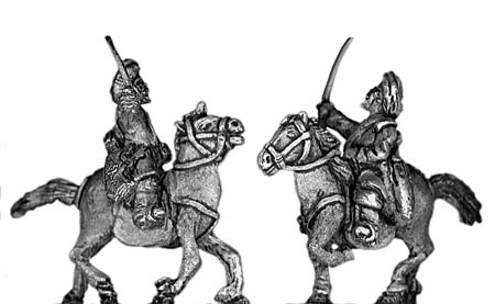 Light cavalry with sword/bow