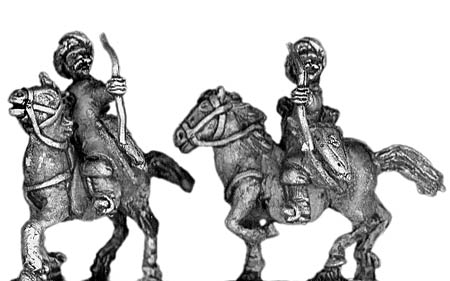 Light cavalry with bow