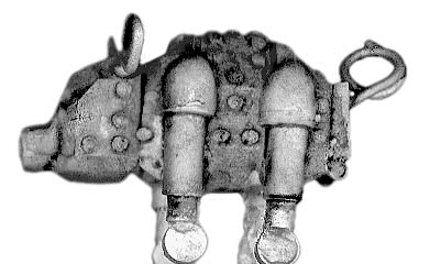 Mechanical Pig