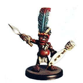Pygmy chief